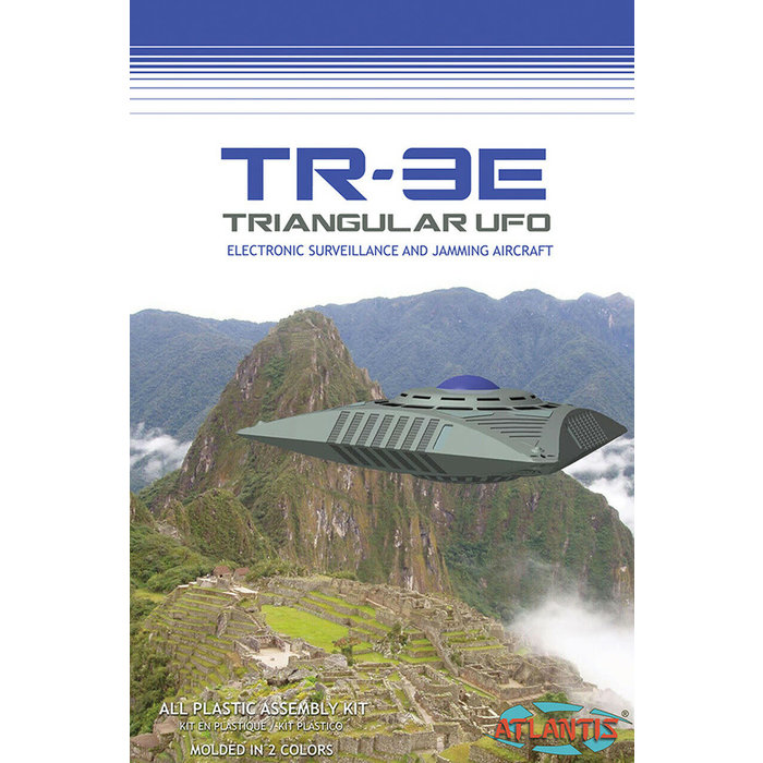 TR3 UFO with Base