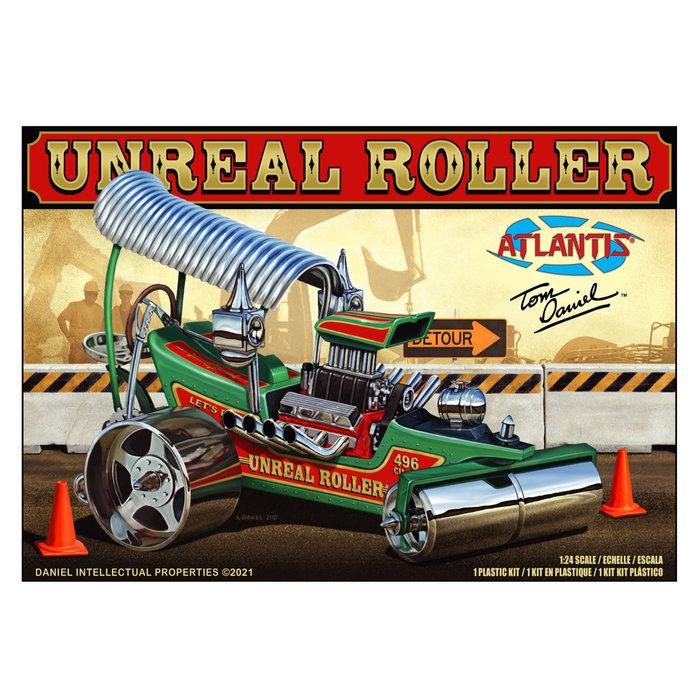 Tom Daniel Unreal Roller Tom Daniel