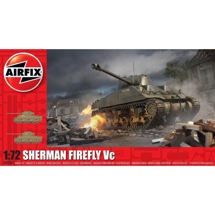 1:72 Sherman Firefly Kit