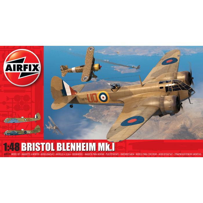 1:48 Bristol Blenheim Mk.1 Kit