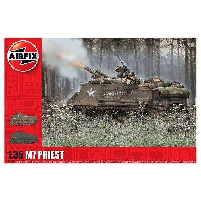 1:35 M7 Priest Kit