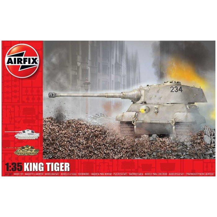 1:35 King Tiger Kit