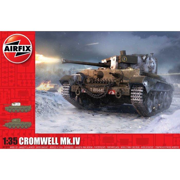 1:35 Cruiser Mk.VIII A27M Cromwell Mk.IV Kit