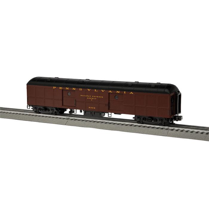 Lionel 6-84991 O B60 Baggage/REA, PRR #9352
