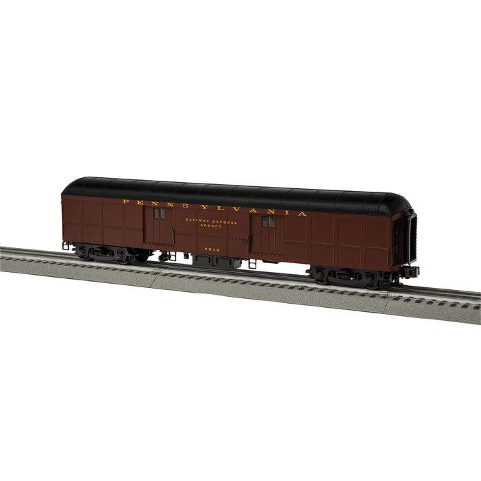 Lionel 6-84989 O B60 Baggage, PRR #7919