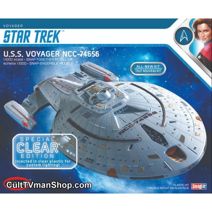 Star Trek U.S.S. Voyager Clear Edition Skill 2