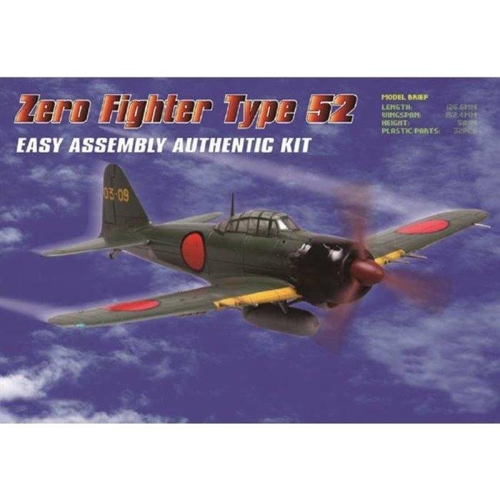 1:72  Japanese Zero - 52 Kit