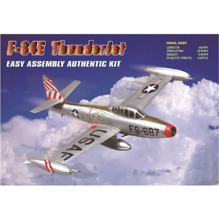 1:72  F-84E Thunderjet US Kit