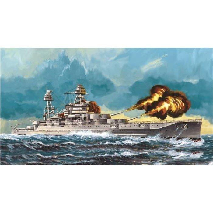 1:350  USS Arizona BB-39 1941 Kit