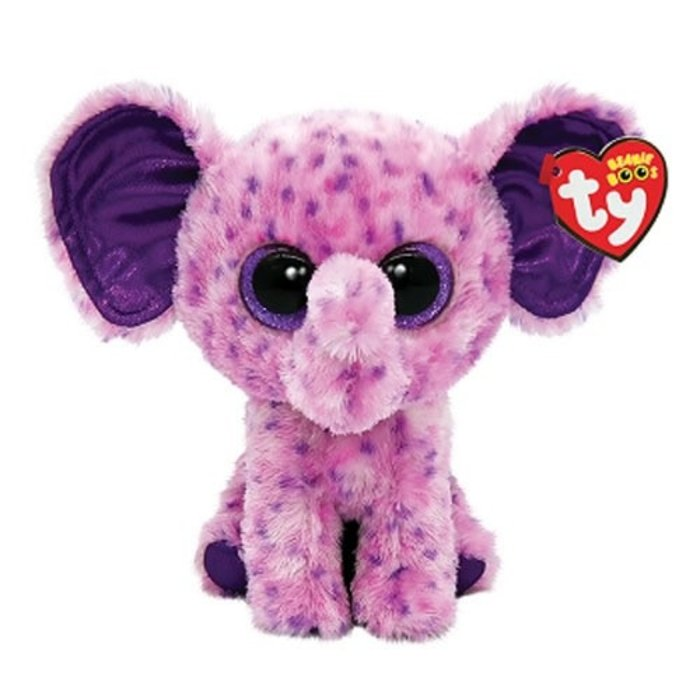 Eva the Purple Elephant