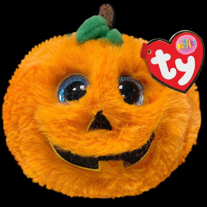 Seeds the Pumpkin Ty Puff