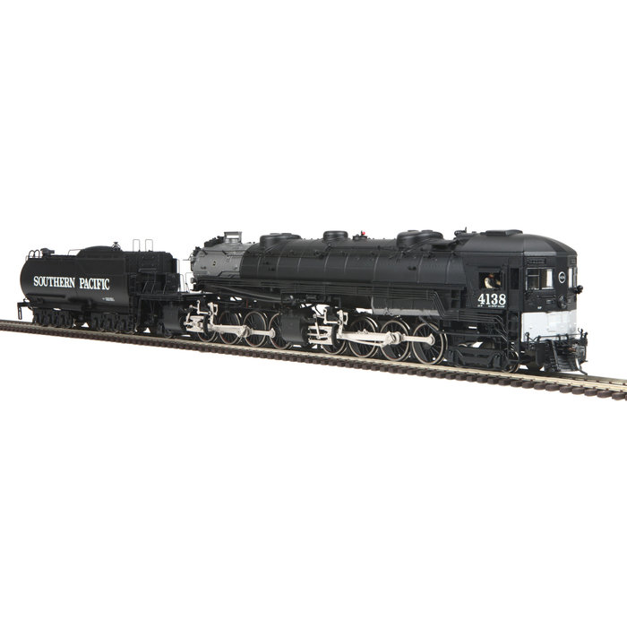 HO SP 4-8-8-2 AC-6 #4138 CabForward Steam Loco/3.0