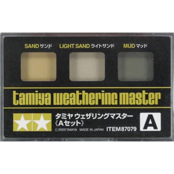 Weathering Paint Set A