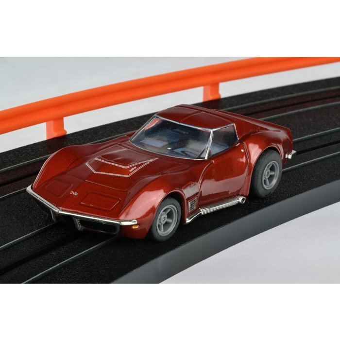 1970 Corvette LT1 Red Metalic