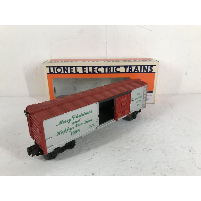 O Christmas Boxcar 1986
