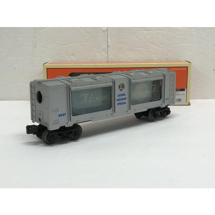 Lionel 6-19855 O Christmas Aquarium Car
