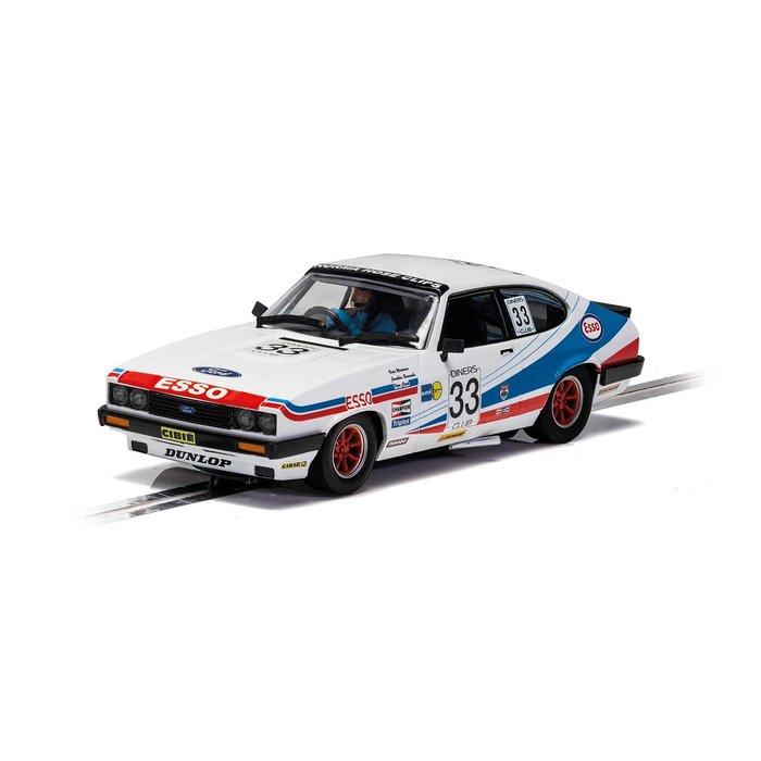 Ford Capri MKIII - Spa 24hrs 1981 - Woodman, Buncombe & Clark