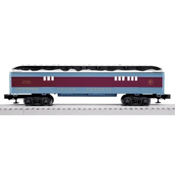 O-27 Mail Car, The Polar Express/Letters to Santa