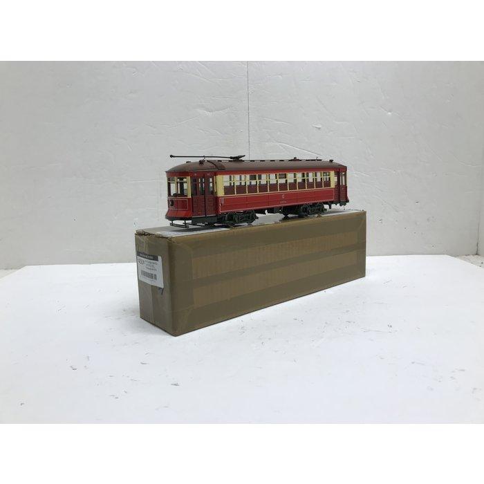 St Petersburg Tram Collection #409 1:48 1912 CSL Turtleback  #1578