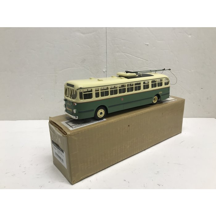 St Petersburg Tram Collection 168a 1/48 1948 ACF-Brill T-44 CTA #278