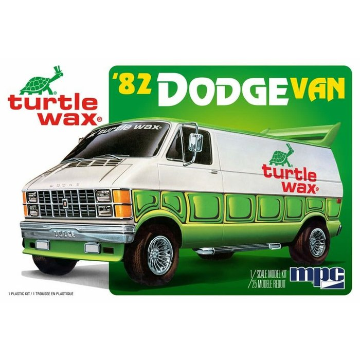 1982 Dodge Van Custom (Turtle Wax) Skill 2