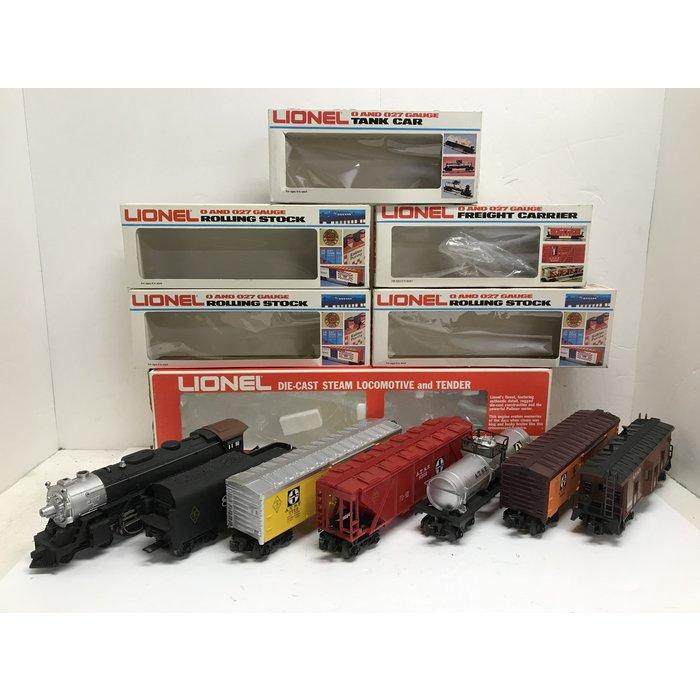 Lionel 6-8400 O FARR #1 Set ATSF
