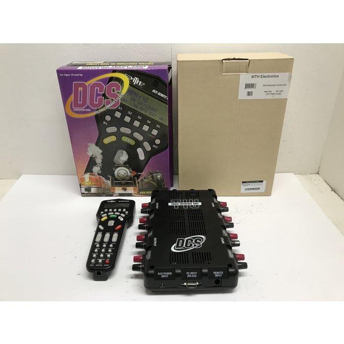 MTH 50-1001 DCS Remote Control Set (Rev L)