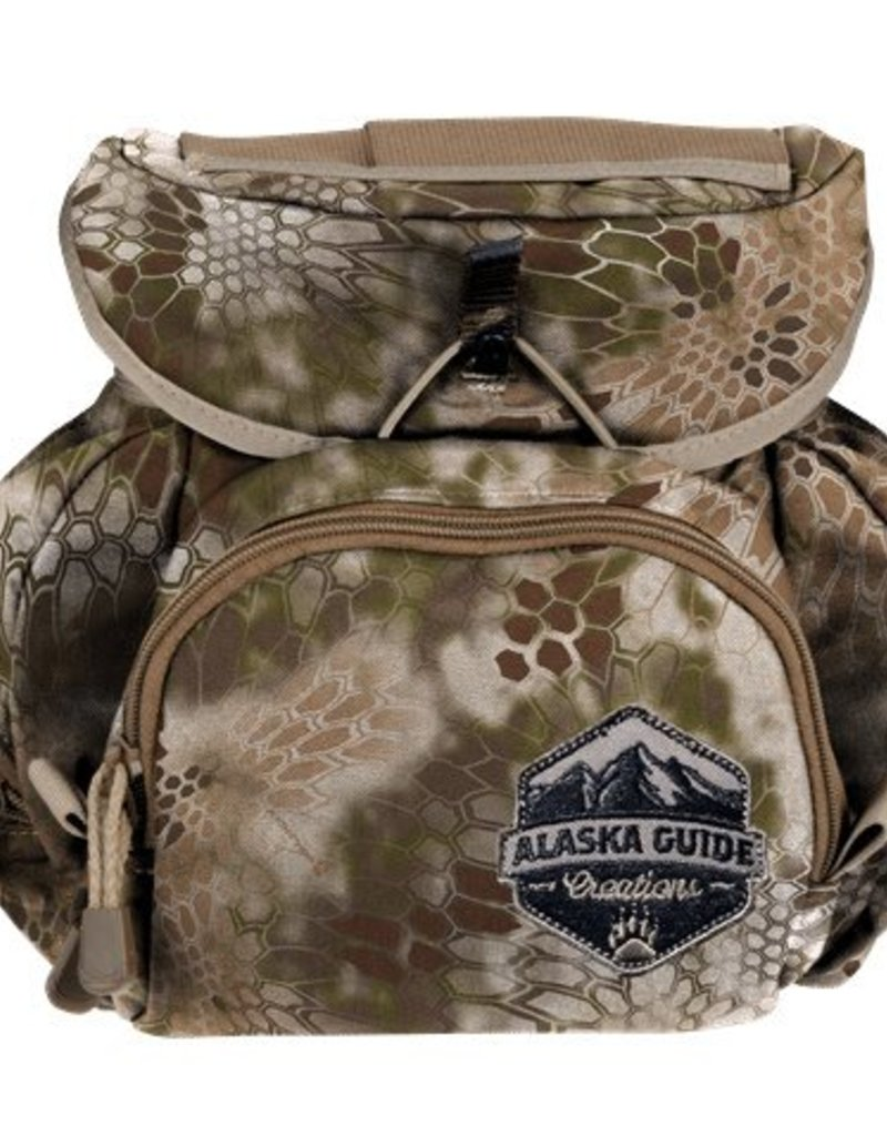 Alaska Guide Creations Chest Pack Kodiak Cub Kryptek