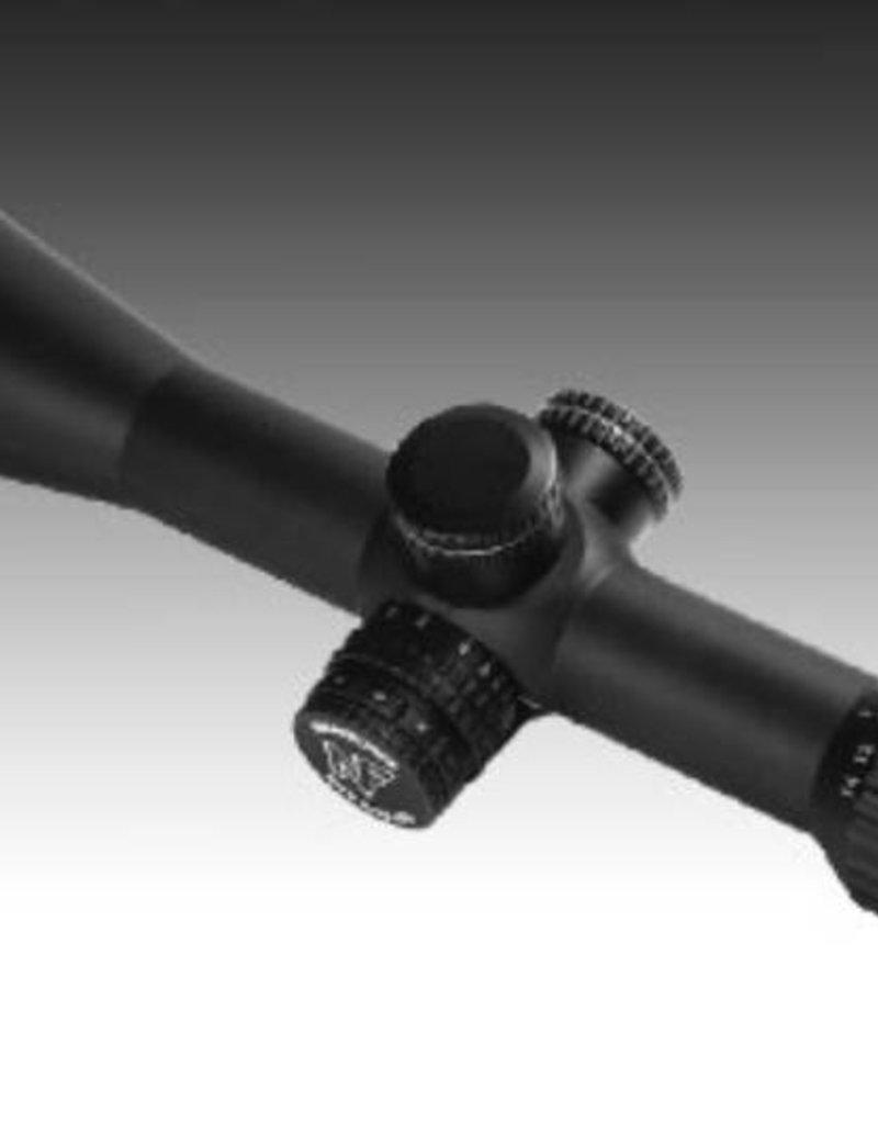 Nightforce SHV 4-14x56 Center Illumination  MOAR Reticle