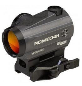 Sig Sauer Romeo4H Red Dot Ballistic Circle Dot 1x20