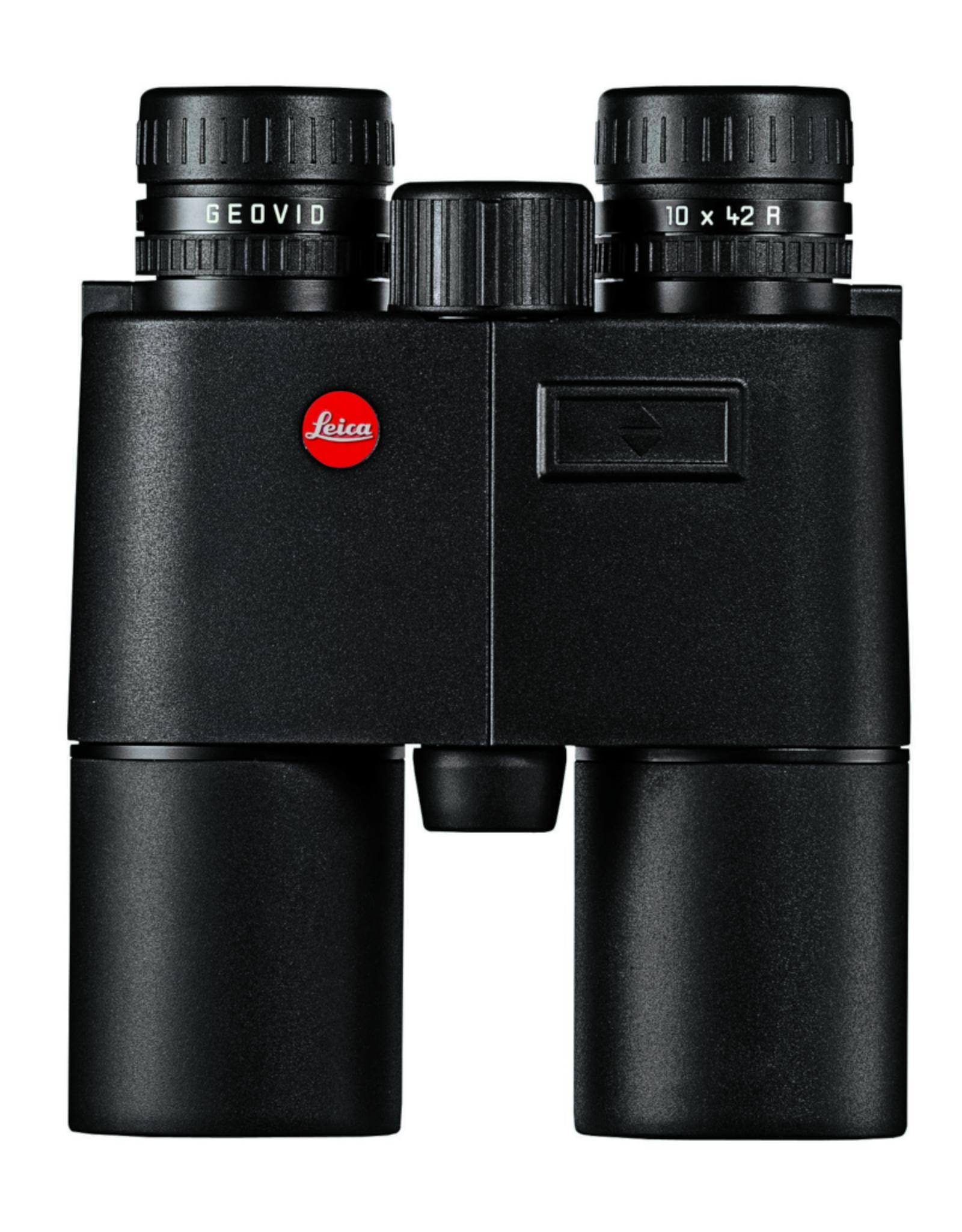 Leica 10x42 Geovid-R - Yardsw/EHR