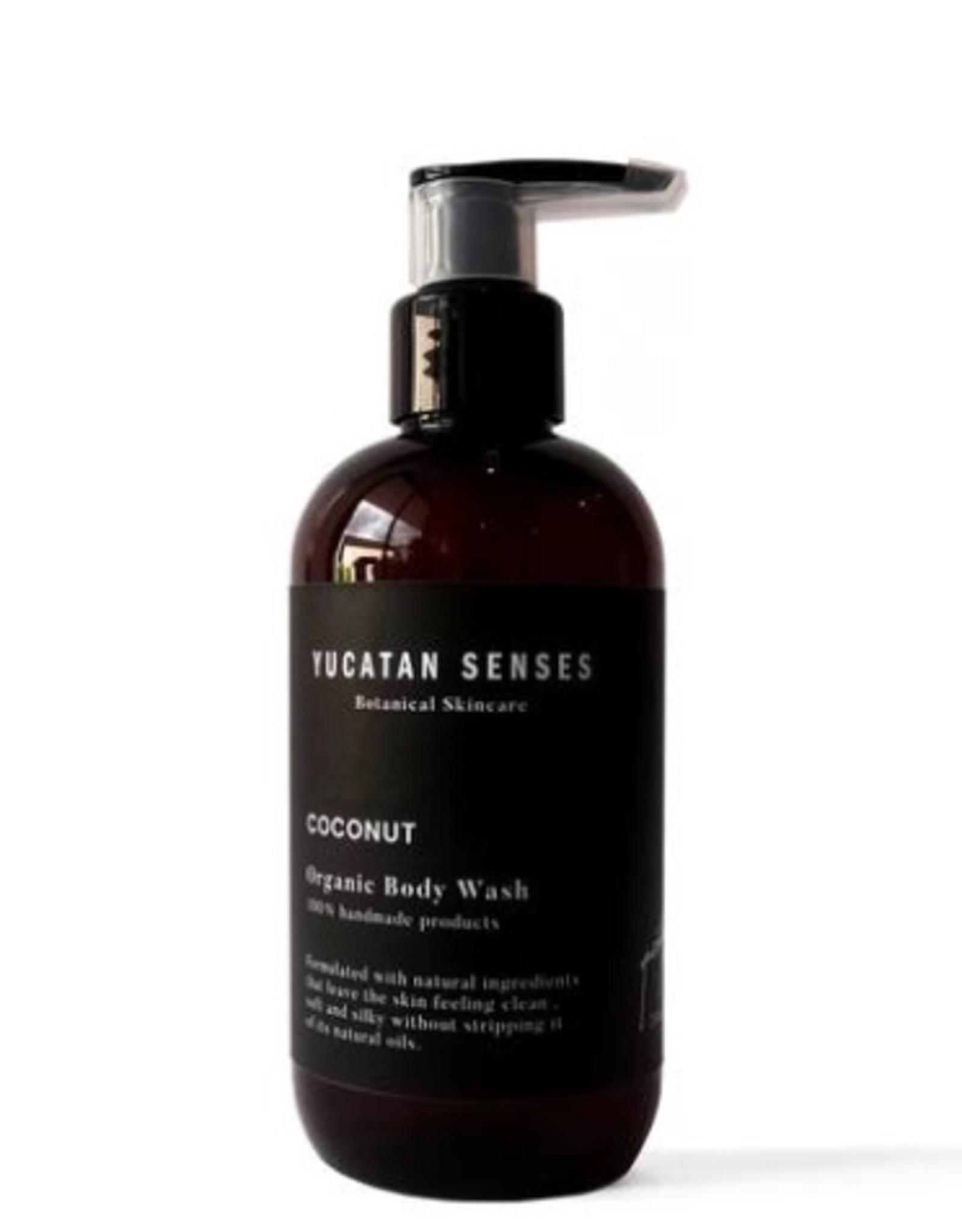 BODY MILK 250ML / crema cuerpo ( 3 aromas 5 cada uno YUCATAN SENSES