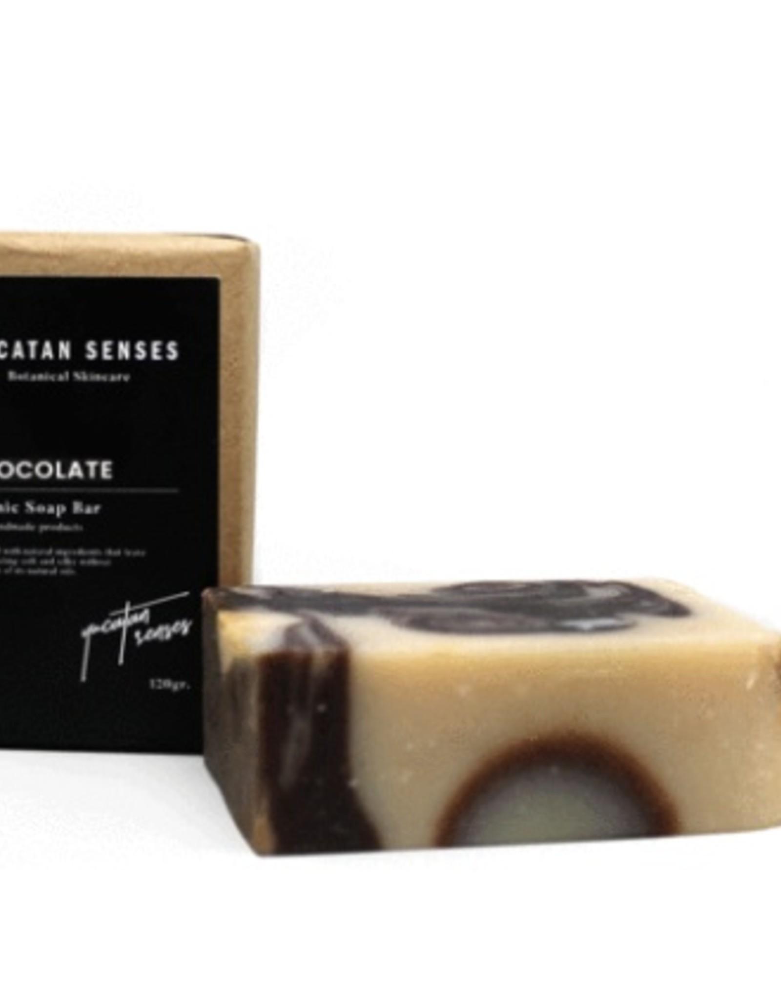 SOAP BAR 120GR / barra de jabón  ( 3 aromas 10 cada uno ) YUCATAN SENSES