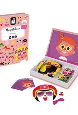 Juegos educativos MAGNETIBOOK CRAZY FACE/ CARA LOCA IMAN ALEX BRANDS