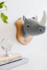 WATERMELON Rinoceronte pared Ch Safari WATERMELON