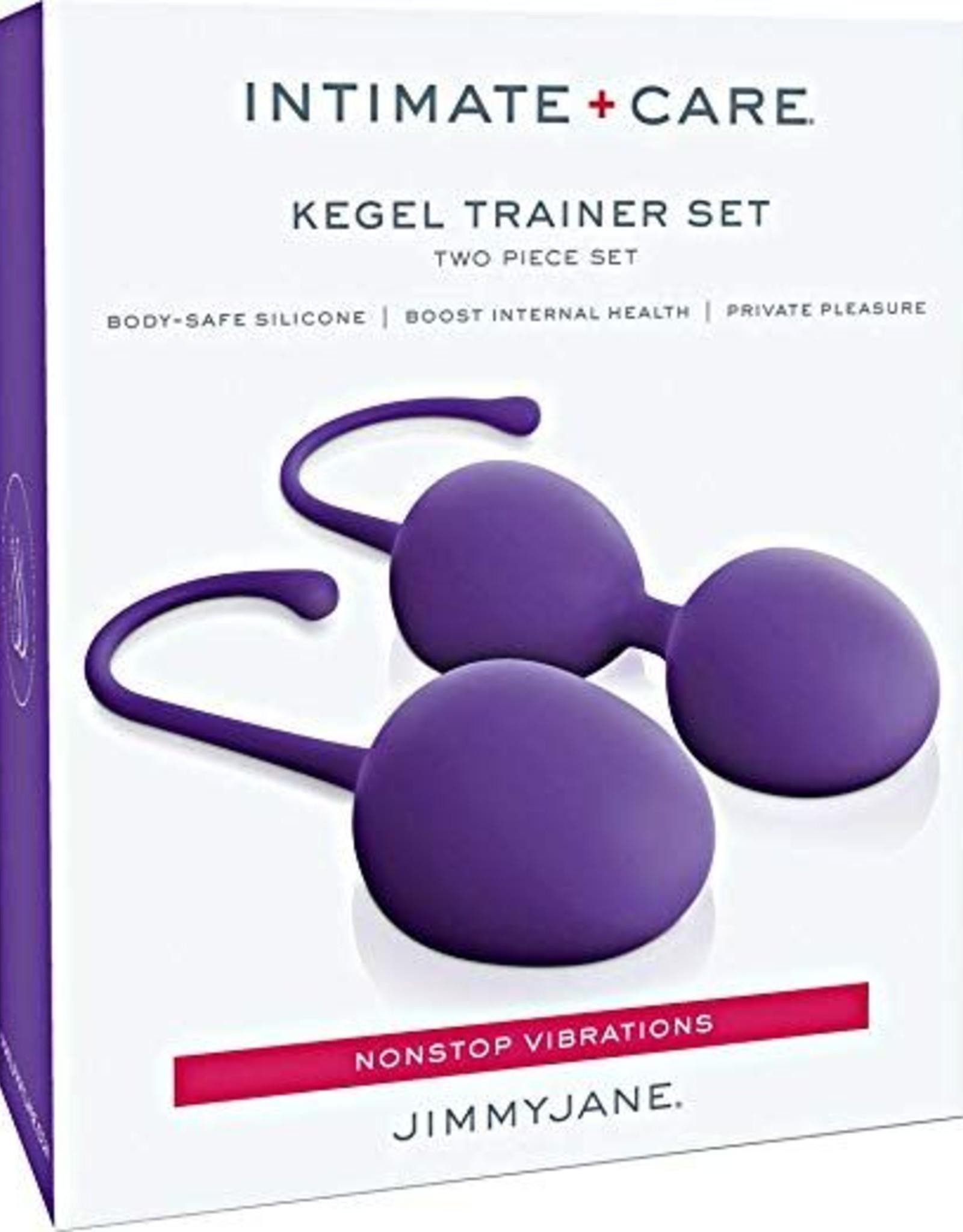 JIMMY JANE Intimate Care Kegel Trainer Set
