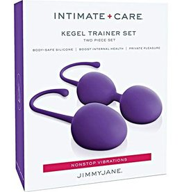 JIMMY JANE Intimate Care Kegel Trainer Set