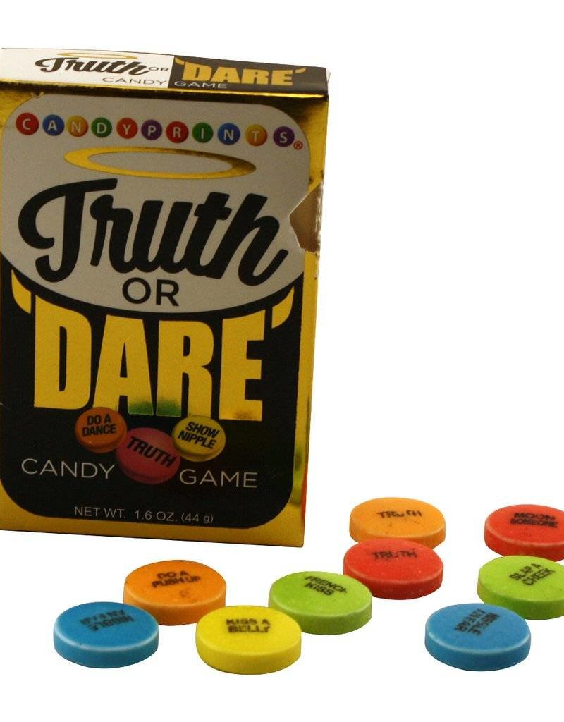 Candy Prints Truth or Dare Candy