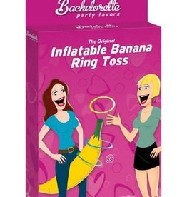 "Bachelorette Party Favors 26"" Inflatable Banana Ring Toss Game"