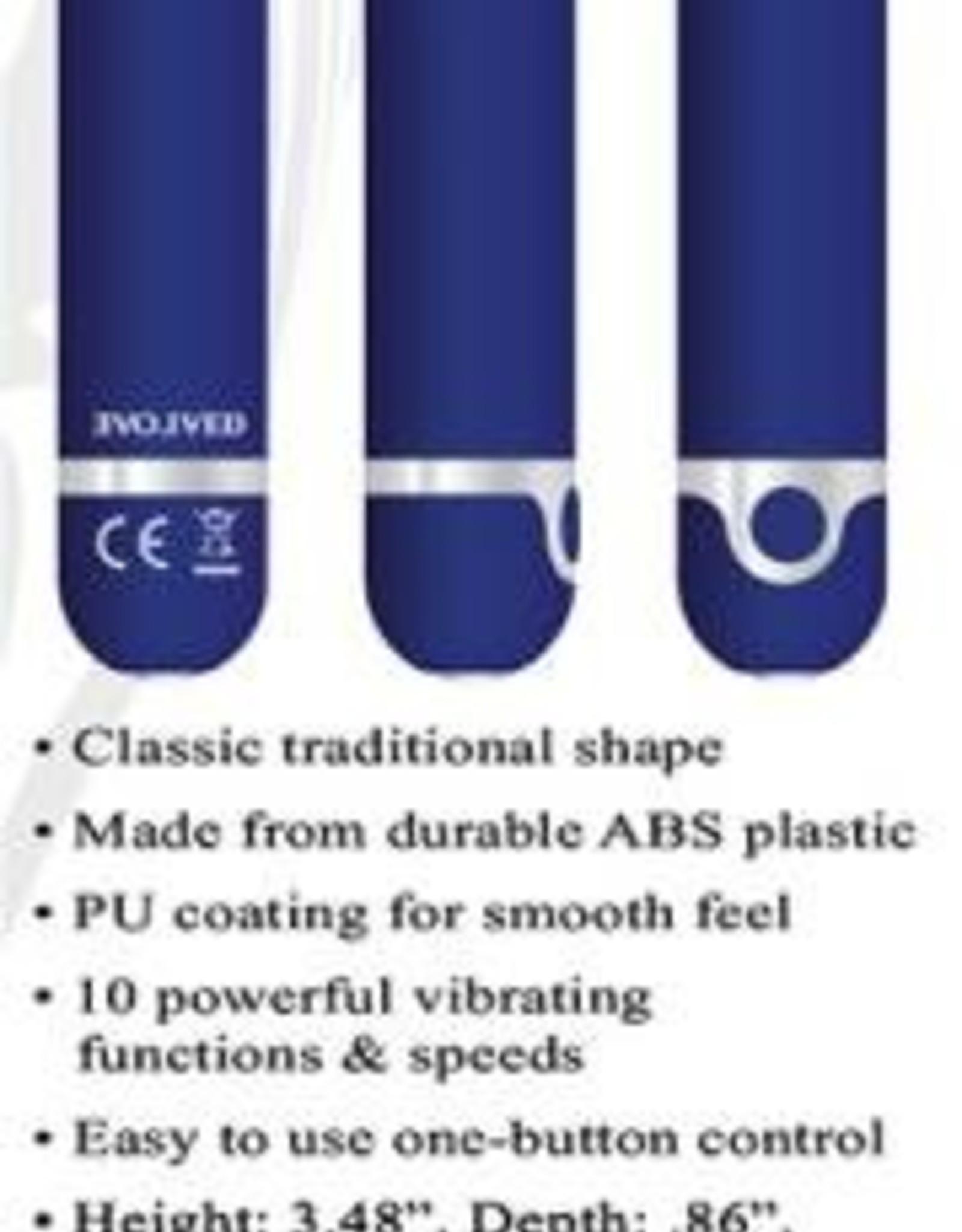 Evolved My Blue Heaven Rechargeable Bullet Vibrator