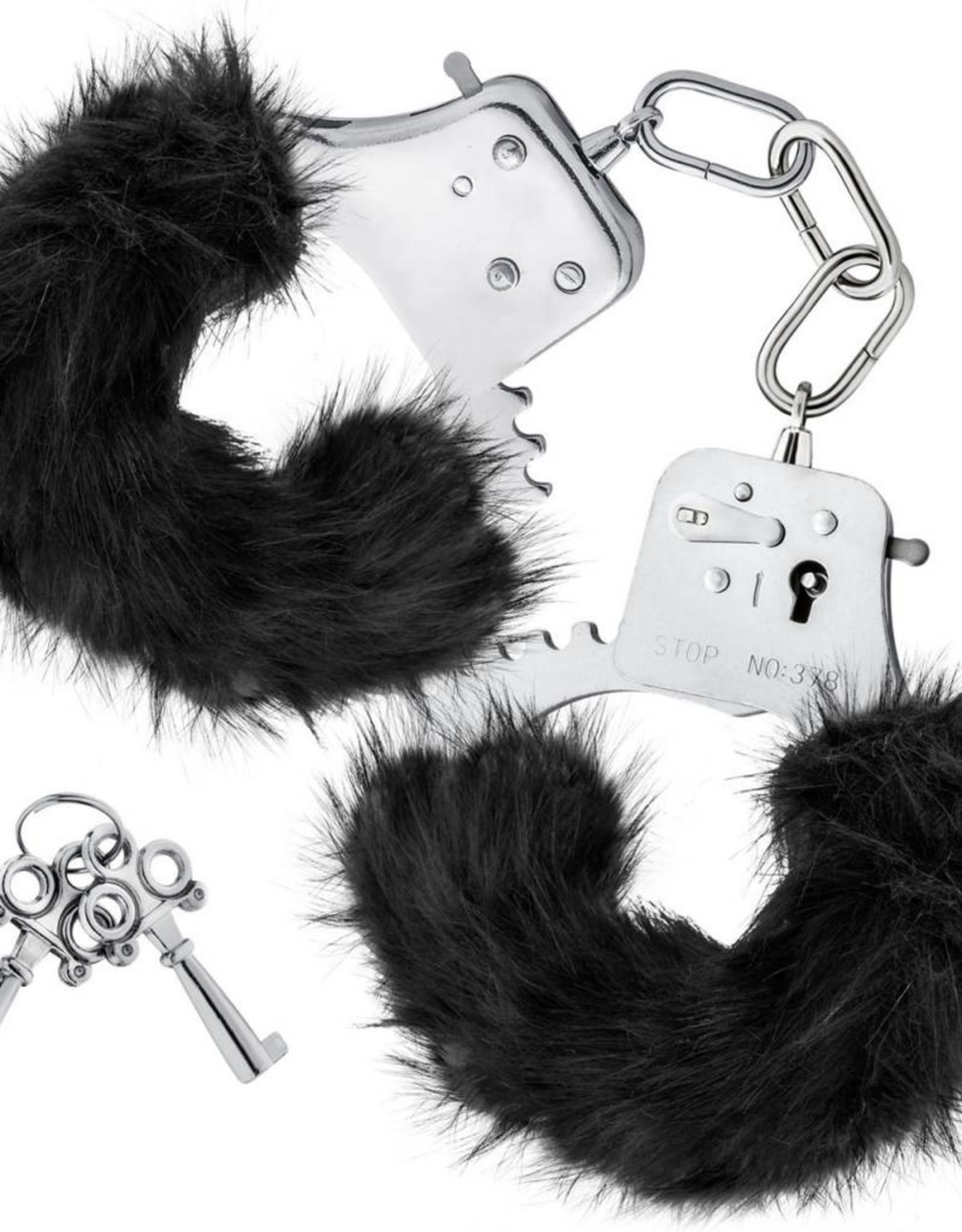 Temptasia Plush Cuffs