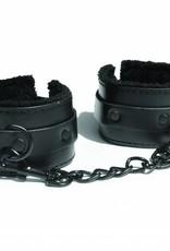 Sex & Mischief Shadow Fur Handcuffs