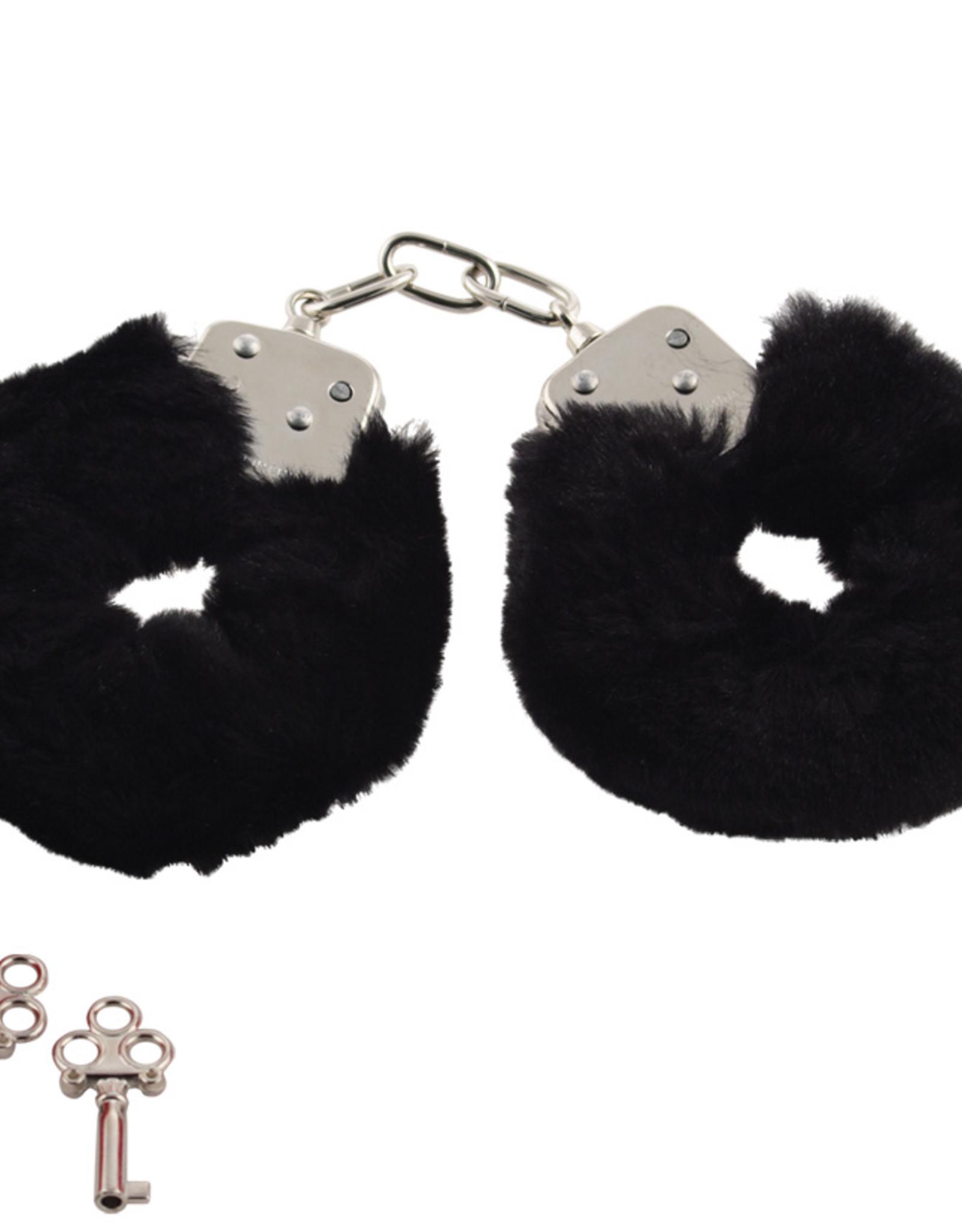 Love Cuffs-Black