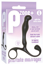 The 9'S P Zone+ Prostate Massager