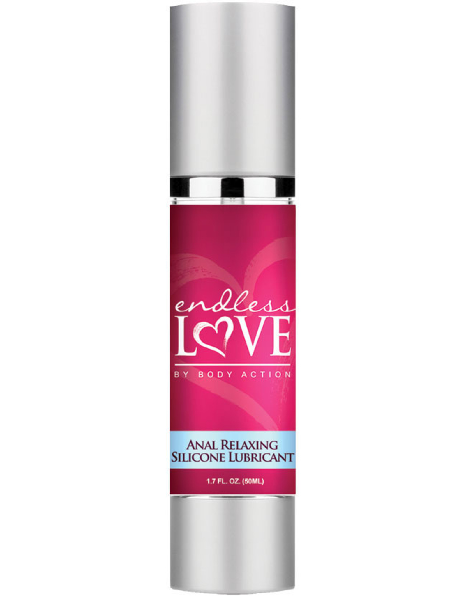 Endless Love Anal Relaxing Silicone Lube