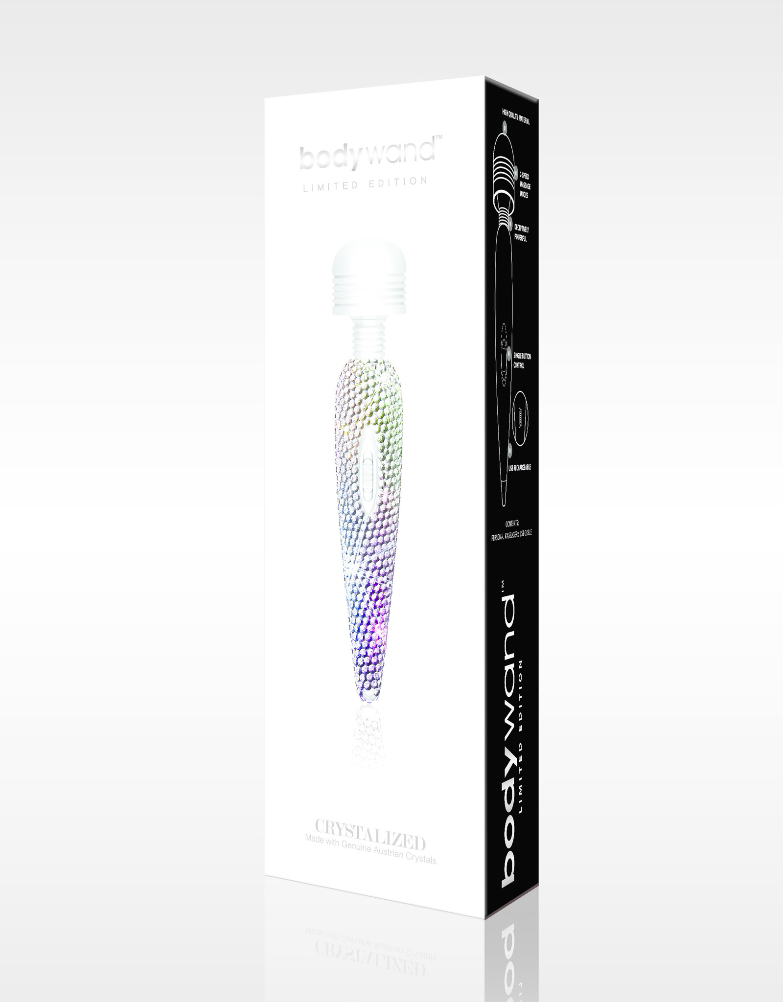 Diamond Body Wand - USB Chargeable