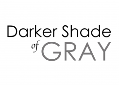Darker Shade of Gray