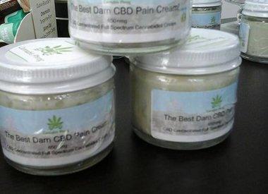 The Best Darn CBD Cream