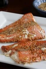 FliP Frozen Brown Sugar Salmon