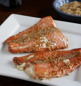 FliP Frozen Brown Sugar Salmon
